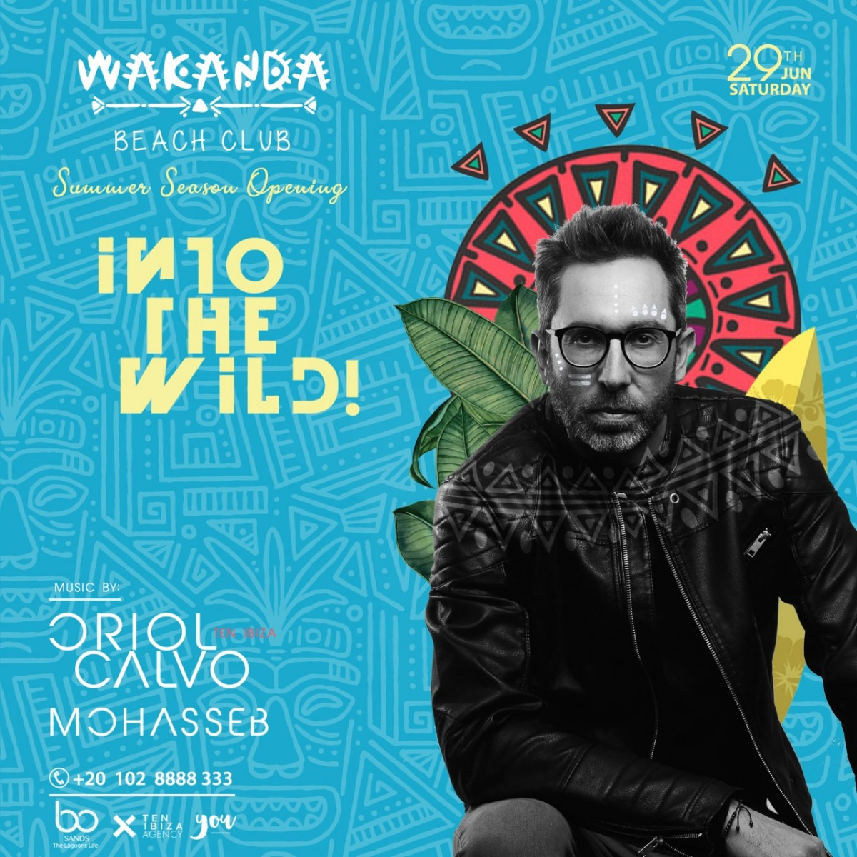 ORIOL CALVO at WAKANDA (North Coast-Egypt)