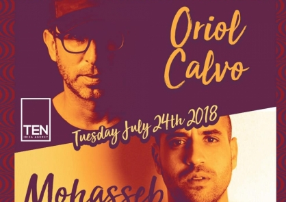 CAIRO JAZZ CLUB 610 with ORIOL CALVO & MOHASSEB