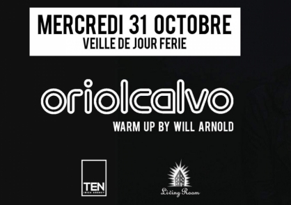 LIVING ROOM (Strasbourg) with ORIOL CALVO