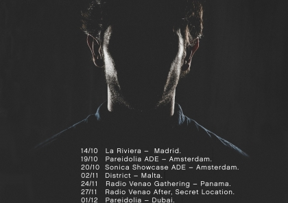 VALENTIN HUEDO upcoming gigs 2018