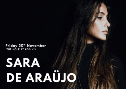 THE HOLE (TURIN/IT) w/ SARA DE ARAUJO