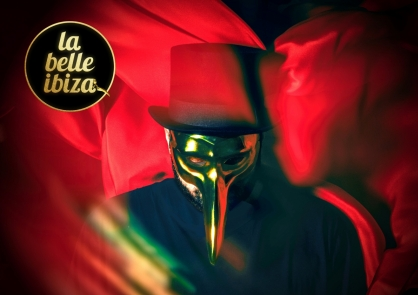 ORIOL CALVO with CLAPTONE at LA BELLE IBIZA