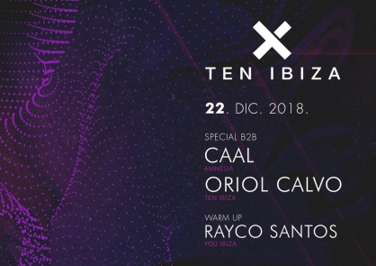 TEN Ibiza at STK Ibiza - 22.12.2018