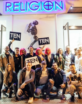 TEN Ibiza AGENCY... we're like that!
