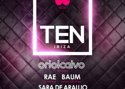 Este sábado 29 de octubre: Opening Winter Season at Pacha & TEN Ibiza Agency welcome meeting at Religion Clothing Ibiza